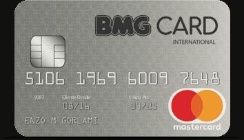 Cartão de Crédito Consignado BMG