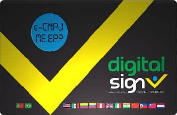 Smart Card E-CNPJ