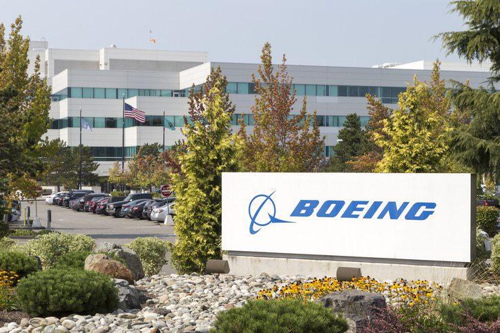 Sede da empresa Boeing