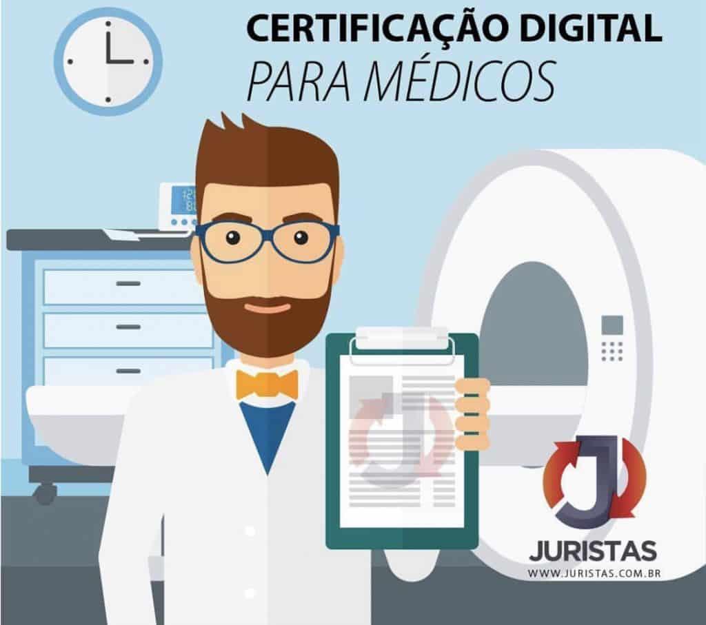 Certificado Digital para Médicos