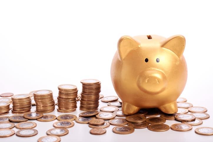 Dinheiro depositado decorrente de indenização por danos morais