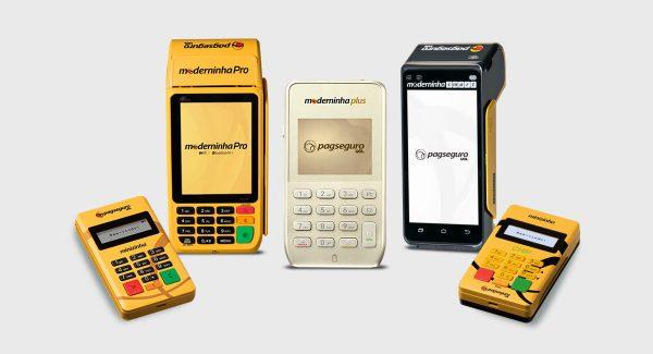 Máquinas de Cartão de Crédito e Débito PagSeguro UOL