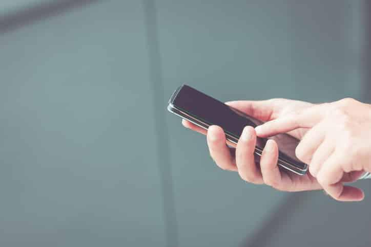 Memória do celular sem sigilo