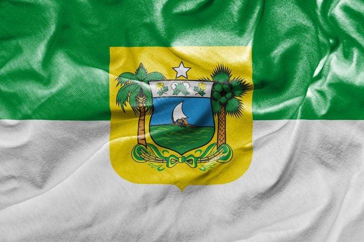 Bandeira do Rio Grande do Norte - Créditos: filipefrazao / iStock