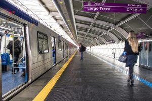vagão de metrô