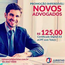 """OAB-PB faz """"parceria"""" por certificado digital e impede outras empresas de anunciarem preços   Juristas"""
