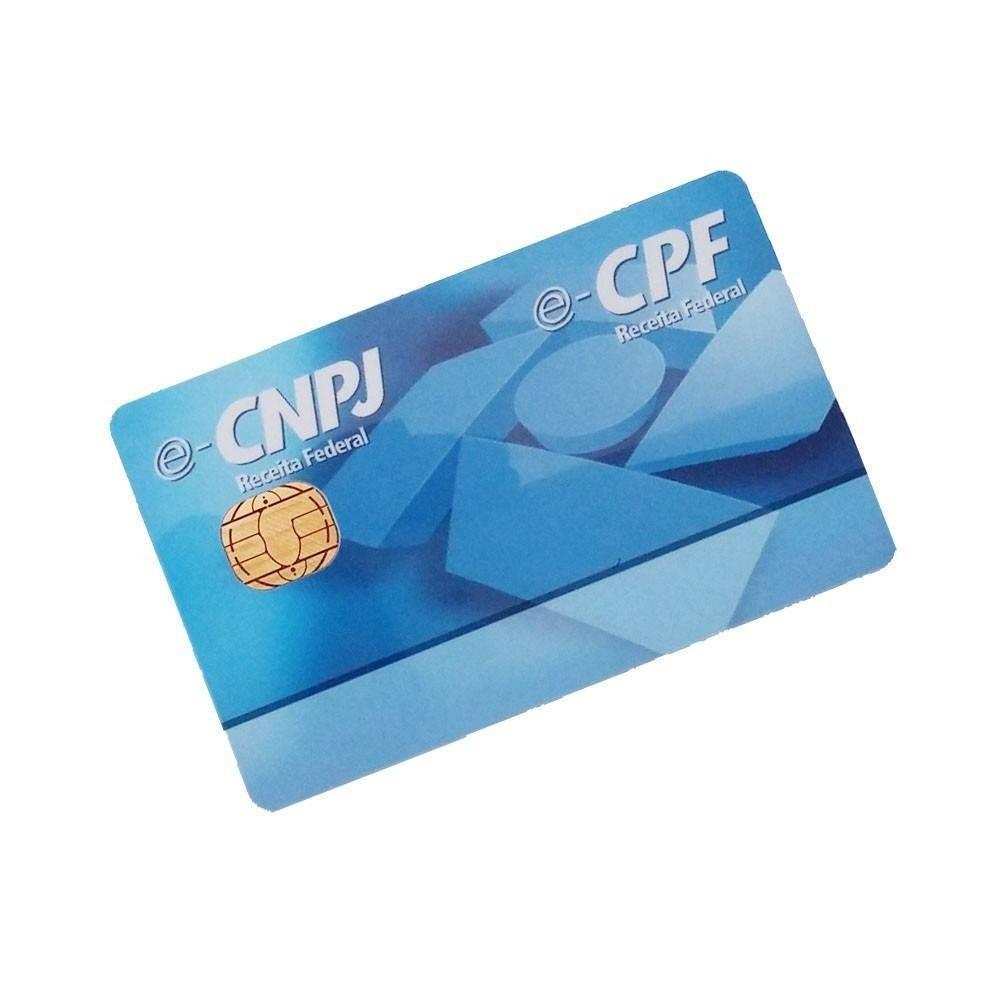 Certificado Digital para Pessoa Física - E-CPF