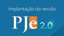 PJe 2.0 TJPB - Implantação do Sistema