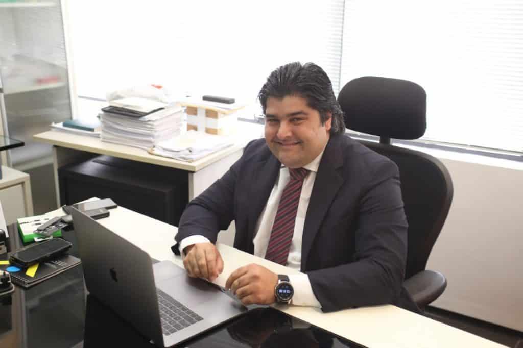 Wilson Furtado Roberto palestra na Argentina sobre Direito Digital 1