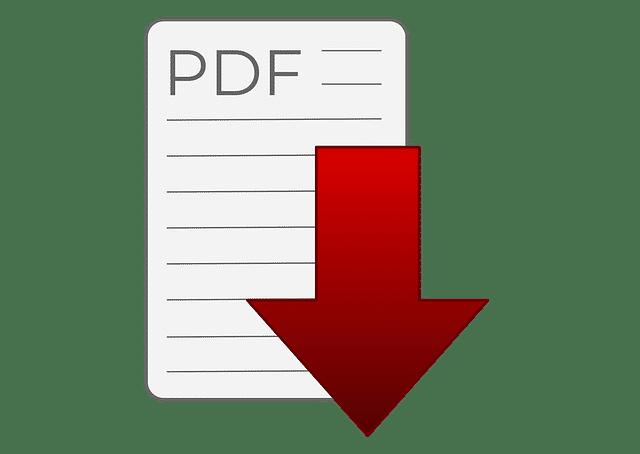 Download do arquivo convertido em PDFq