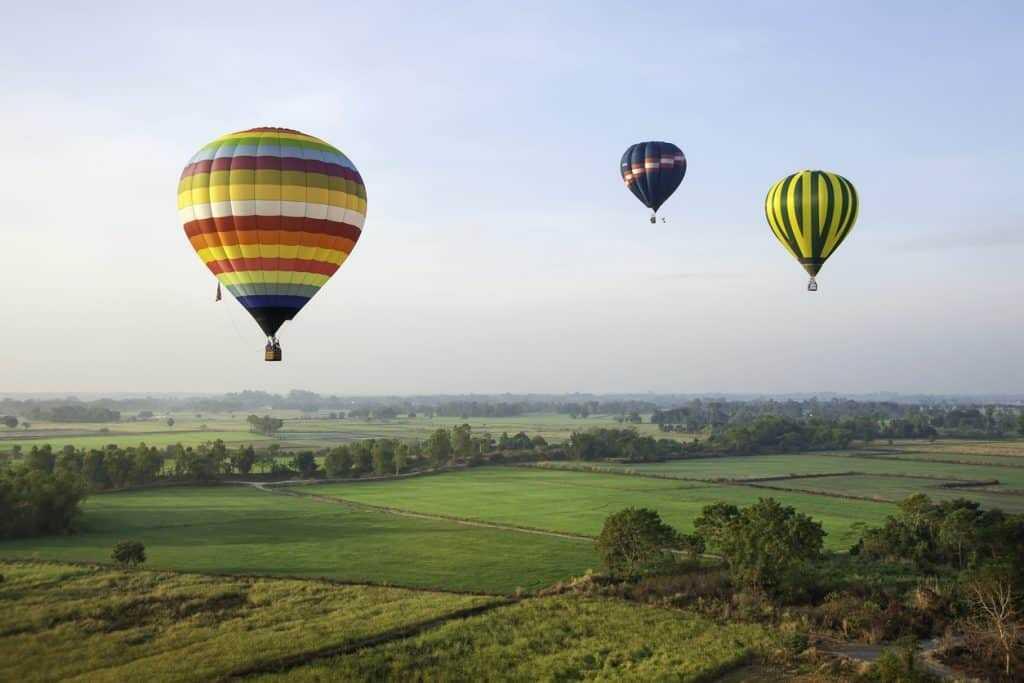 Crime a bordo de balão é competência da Justiça estadual   Juristas