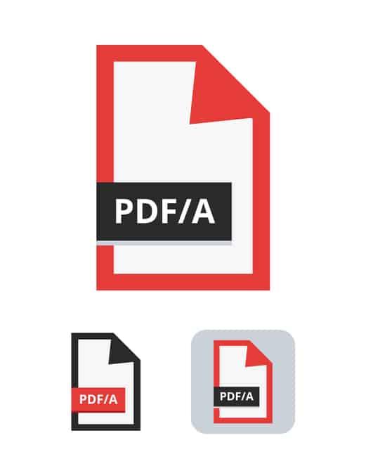 PDF/A - Formato ISO - Adobe