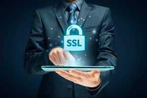 https - Secure socket layer SSL - internet