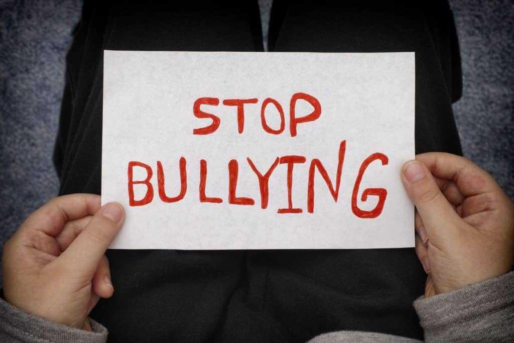 Bullying cometido por professora em escola