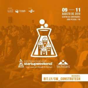 Startup Weekend Construtech