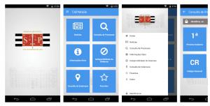 TJSP Mobile – Aplicativo de Consulta Processual e outros – Android | Juristas