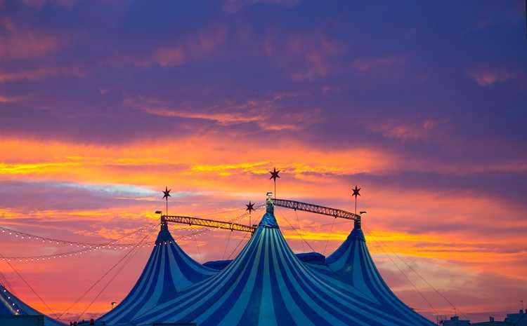 Declaração de amor em picadeiro de circo - TJSC