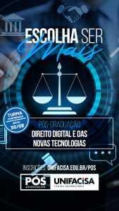 Unifacisa anuncia Pós-Graduação em Direito Digital e das Novas Tecnologias | Juristas