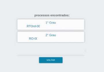 PJE - TRT-RS - Sistema Processo Judicial Eletrônico