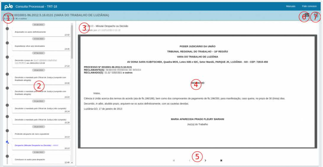 Pje - Processo Judicial Eletrônico - Sistema 2.4