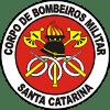 Logo do Corpo de Bombeiros Militar de Santa Catarina