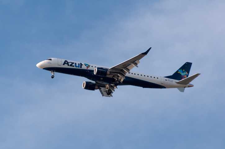 Espaço Azul - Azul Airlines - Indenização
