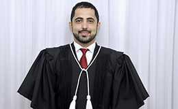 Magistrado Rodrigo Victor Foureaux Soares do Tribunal de Justiça de Goiás - TJGO
