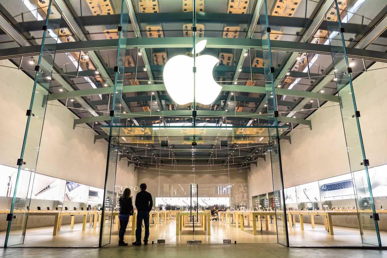 Santa Mônica - EUA - Apple Store