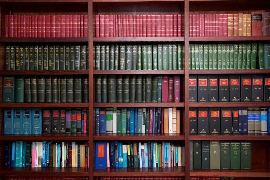 Livros de Direito - Universidade