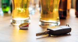 dirigir  bêbada