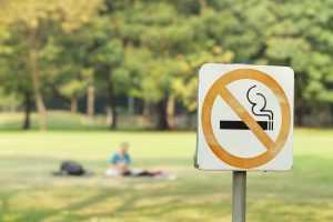 Lei municipal de São Paulo proíbe fumar em parques municipais