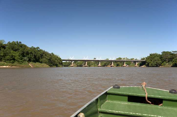 Rio Araguaia - Afogamento