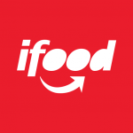 Aplicativo Ifood - Logo