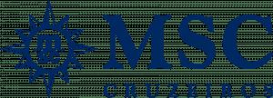 Logo da MSC Cruzeiros