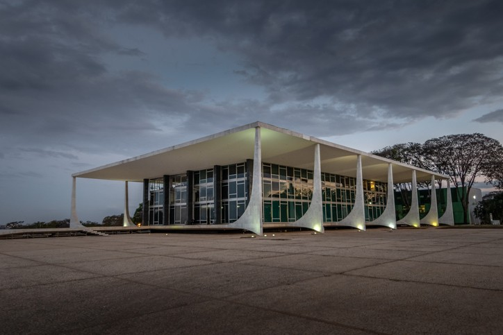 Suprema Corte Brasileira - STF - Supremo Tribunal Federal