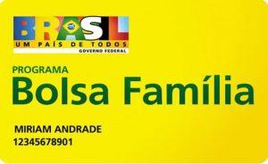 Bolsa Família - Medida Provisória