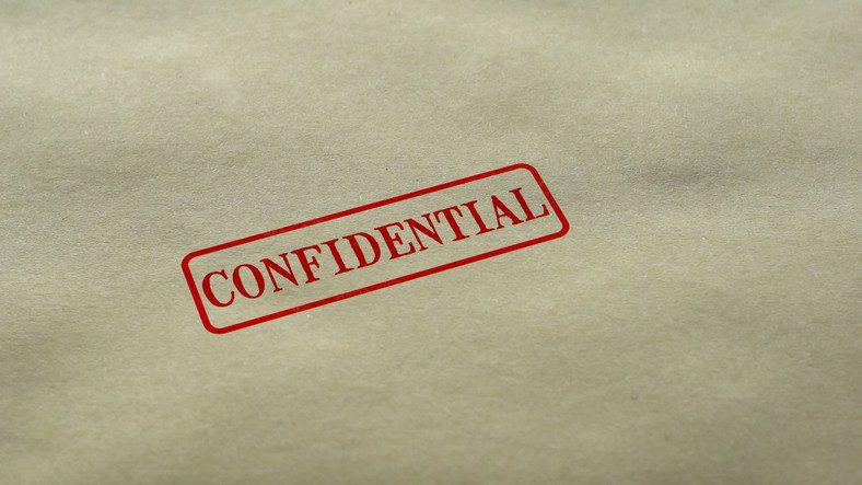 NDA - Termo de Confidencialidade
