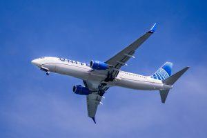 United Airlines - companhia aérea dos Estados Unidos