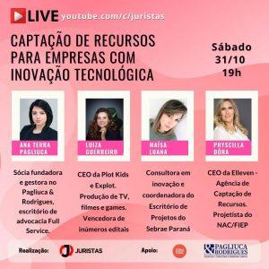Portal Juristas reúne mulheres inspiradoras em webinar | Juristas