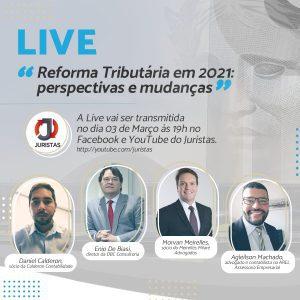 Live - Reforma Tributária