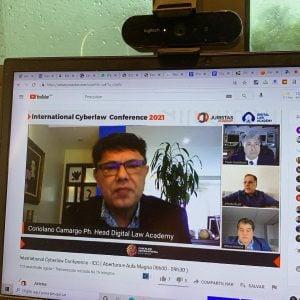International Cyberlaw Conference 2021: primeiro dia de evento foi um sucesso | Juristas