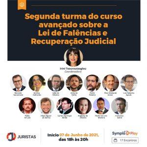 Curso Avançado Sobre a Nova Lei de Falência, Recuperação Judicial e Extrajudicial