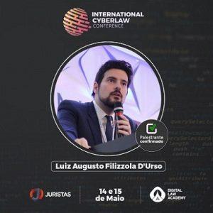 International Cyberlaw Conference - ICC   Cibercrimes - Luiz Augusto D'Urso