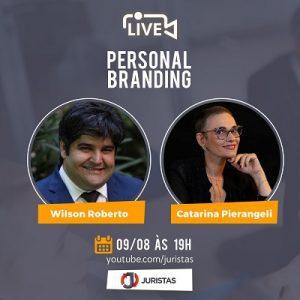 Personal branding é tema da Juristas Talks desta segunda-feira | Juristas