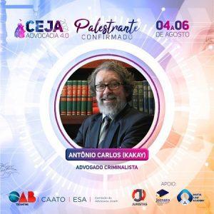 CEJA 2021 tem início nesta quarta-feira e as inscrições para o evento seguem abertas | Juristas